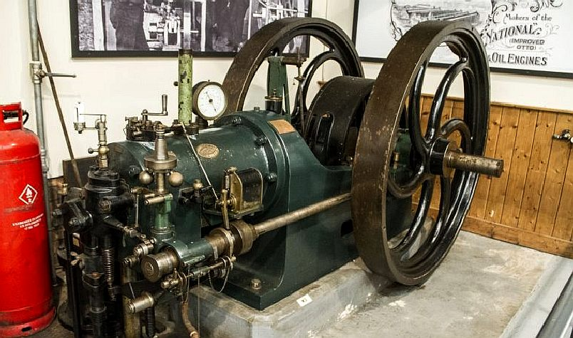 Coal Gas Engines Internal Combustion For Electricity