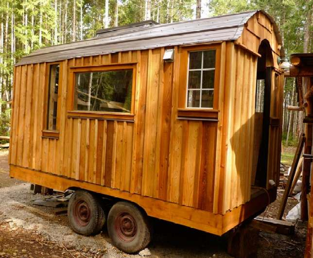 Simple Modern Gypsy Caravan Gypsy Quot Caravans Make A Big Comeback As Micro