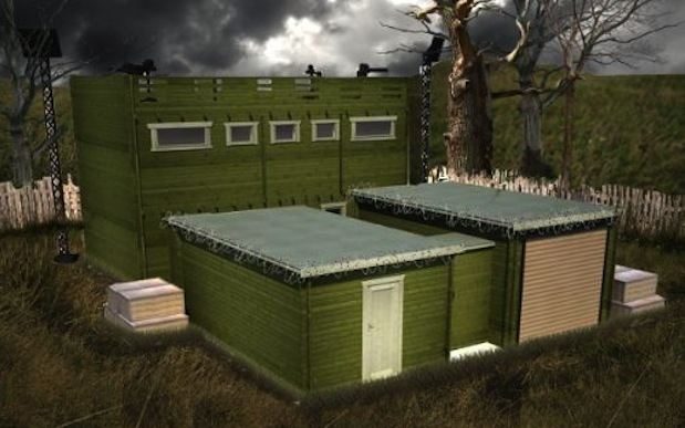 on zombie proof house design projects.html