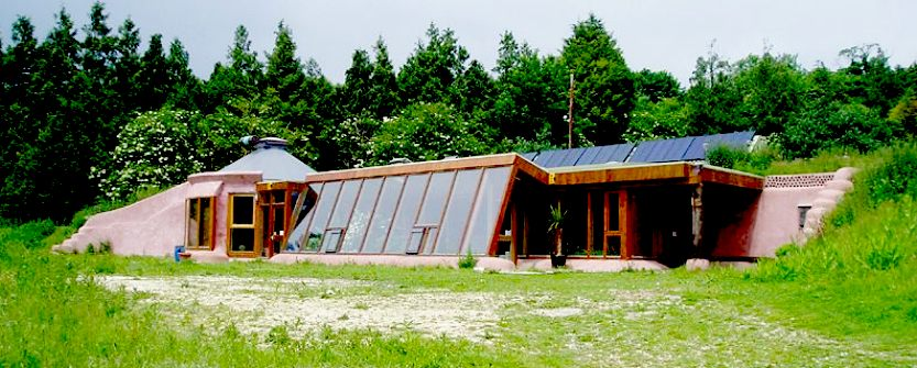 Earthship Brighton, Stanmer Park tourist attraction
